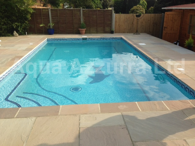 Swimming Pool Design Installation And Construction Woking Surrey
